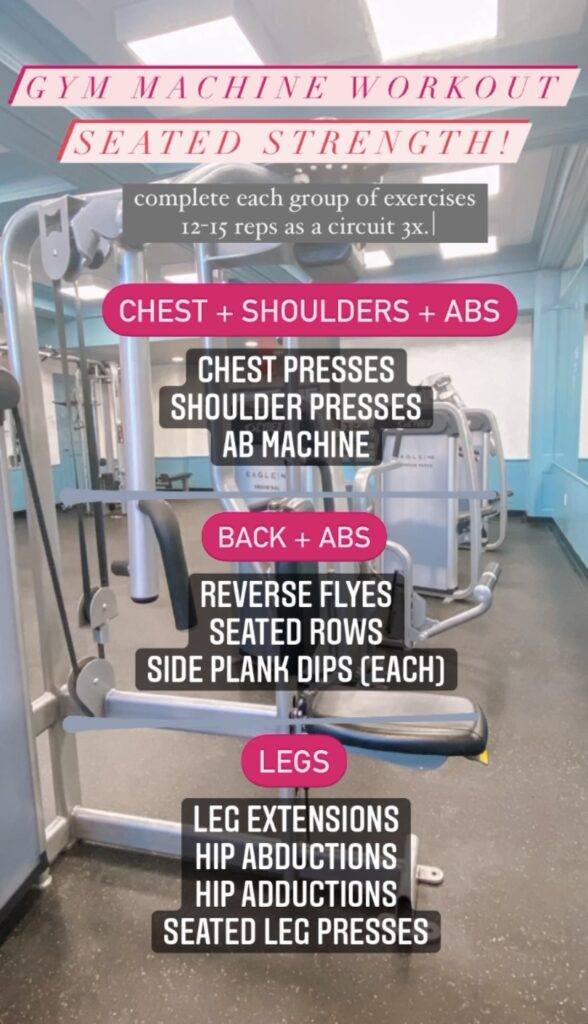Exercise-Machine-Workout-For-Gym