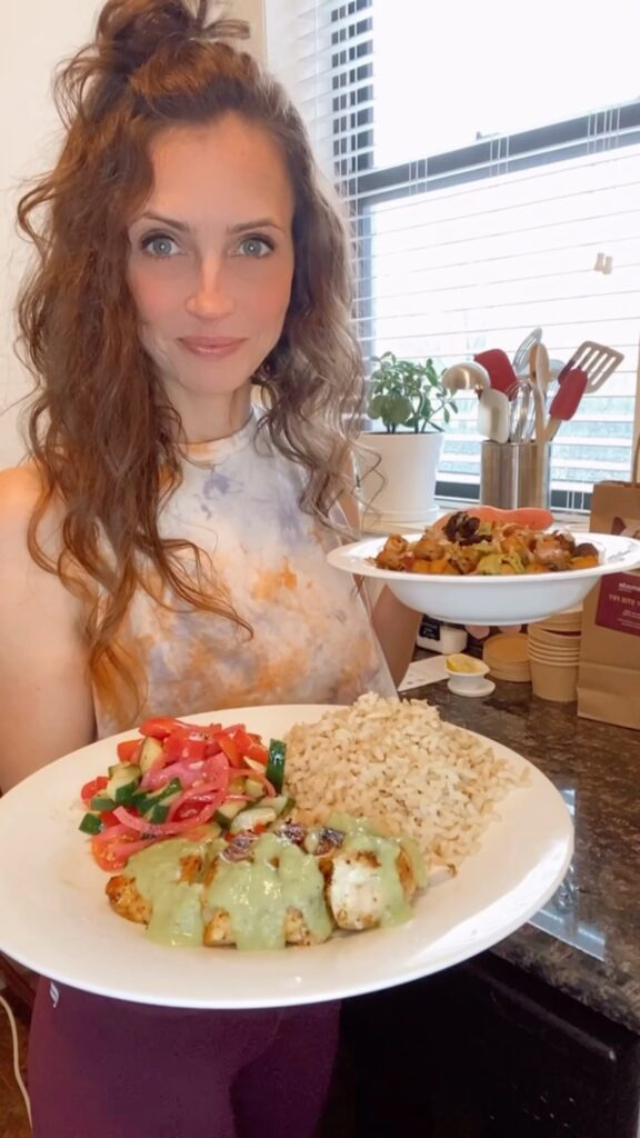 Friday Favorites healthy meals and workouts