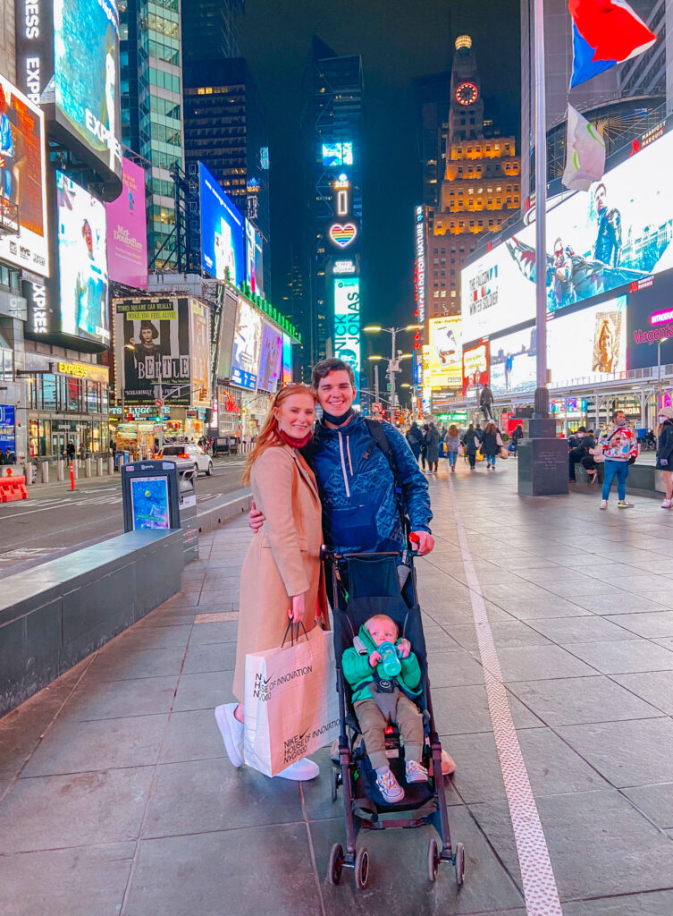 chandler and morgan times square nyc