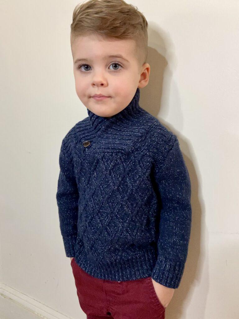 Skyler Hesington 2 years old - Feb 2021 (2)