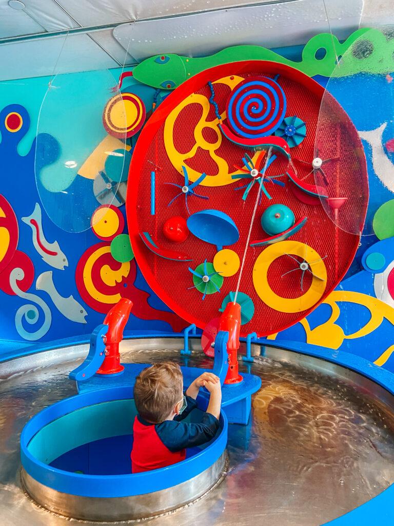 Water Play - Brooklyn Children's Museum