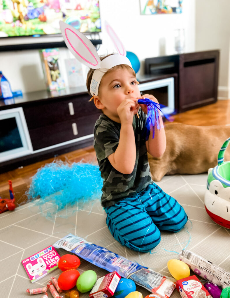 Skyler's 3rd Easter