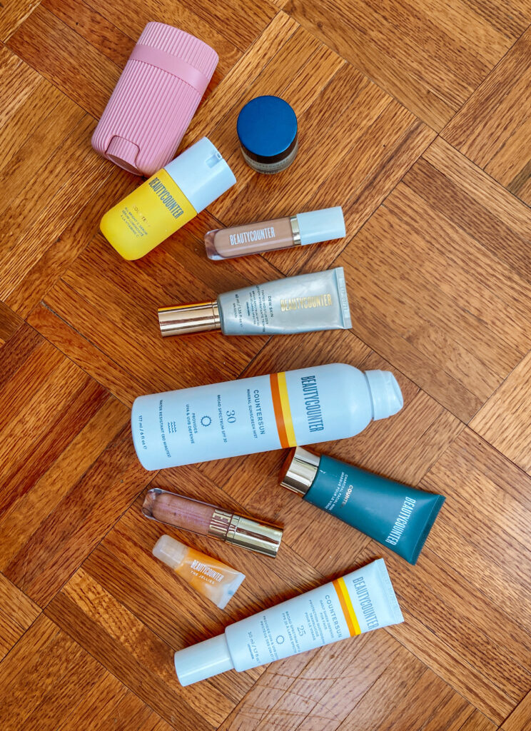 clean beauty favorites for summer
