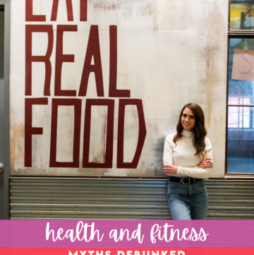 health and fitness myths debunked