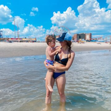 skyler and heather coney island 2021