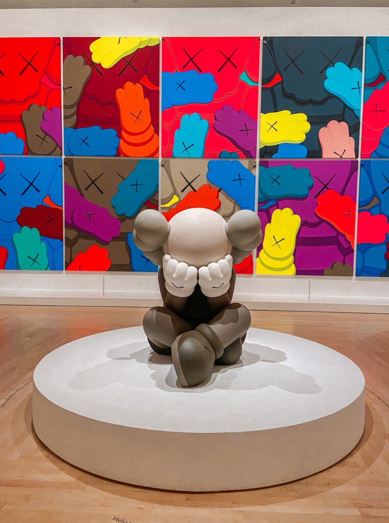 Brooklyn Museum KAWS WHAT PARTY
