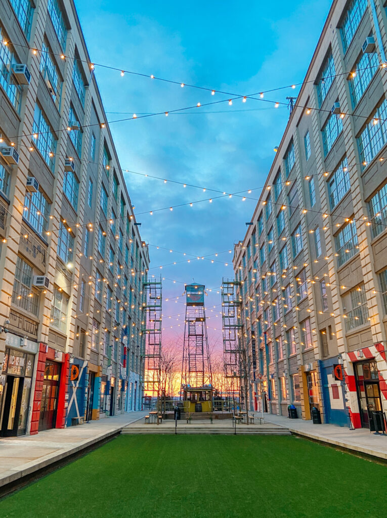 Industry City - Brooklyn