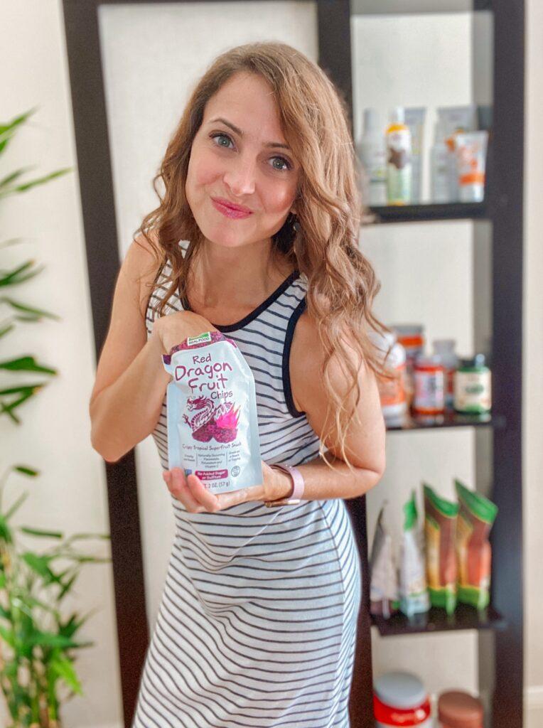 NOW Foods giveaway - life in leggings