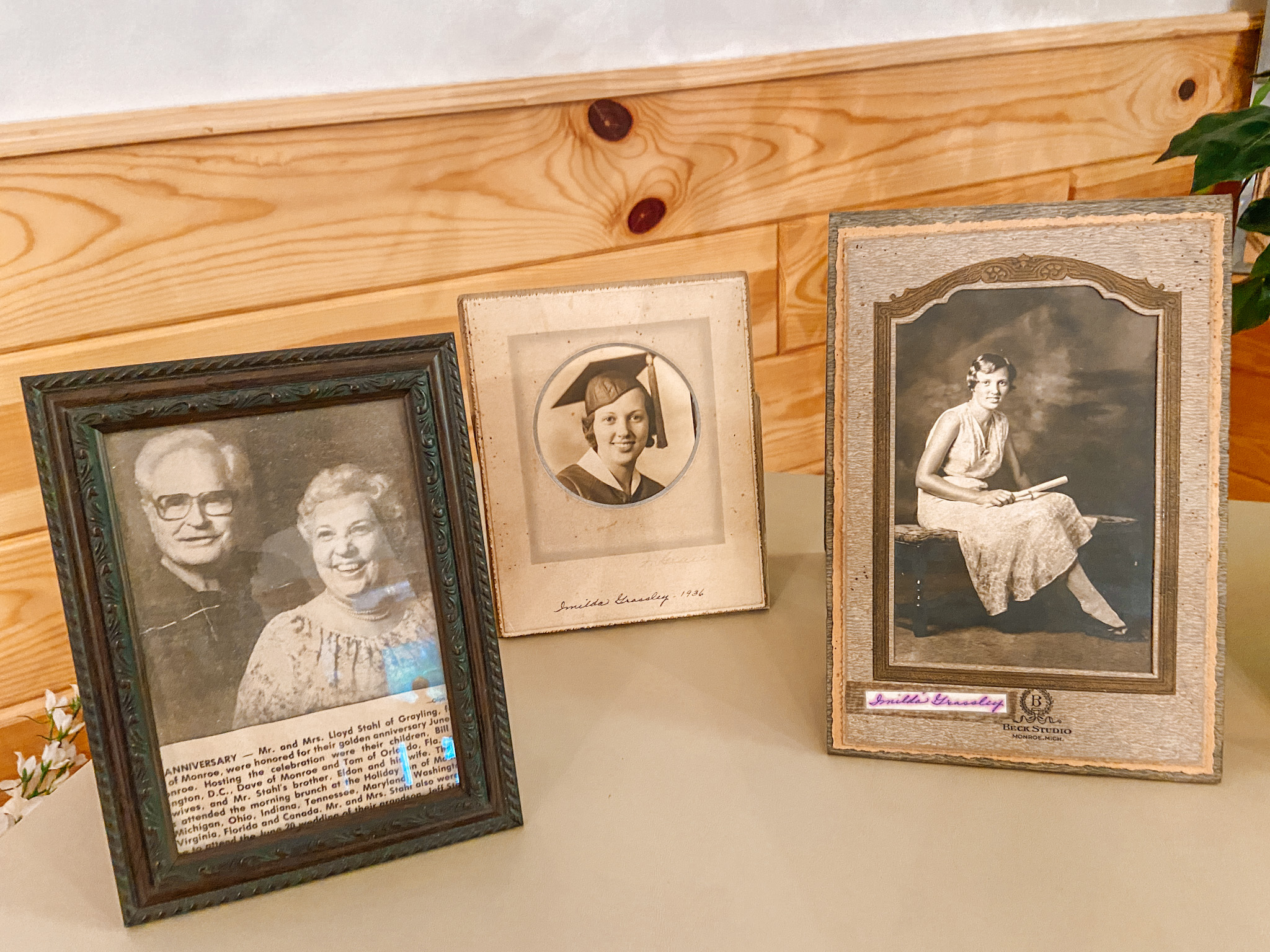 grandma stahl memorial