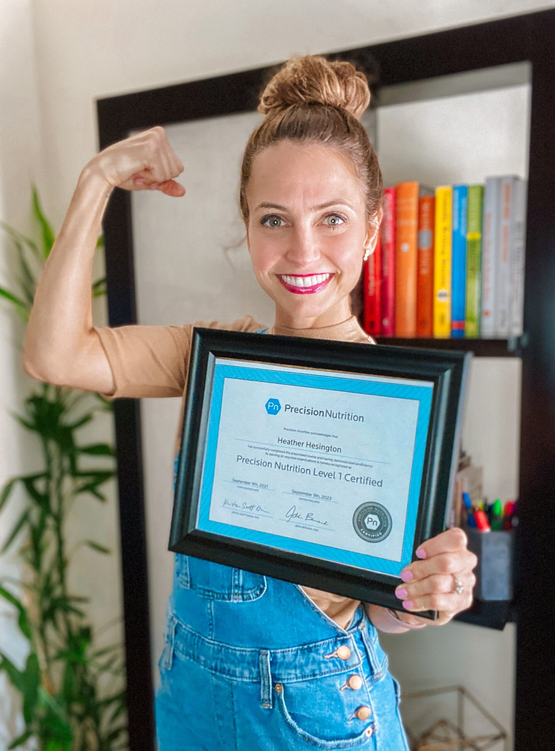 Precision Nutrition Certified Nutrition Coach