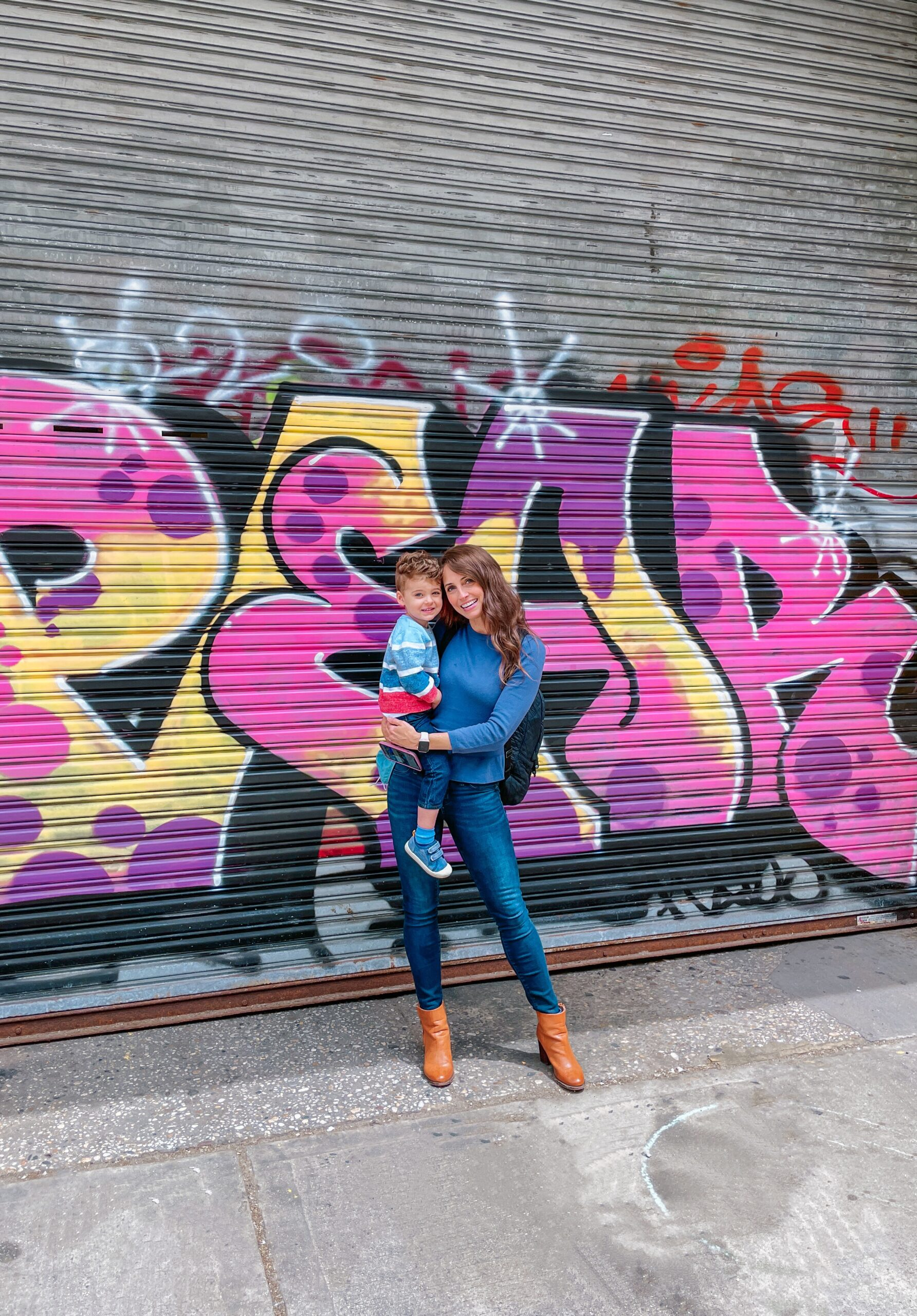skyler and heather NYC