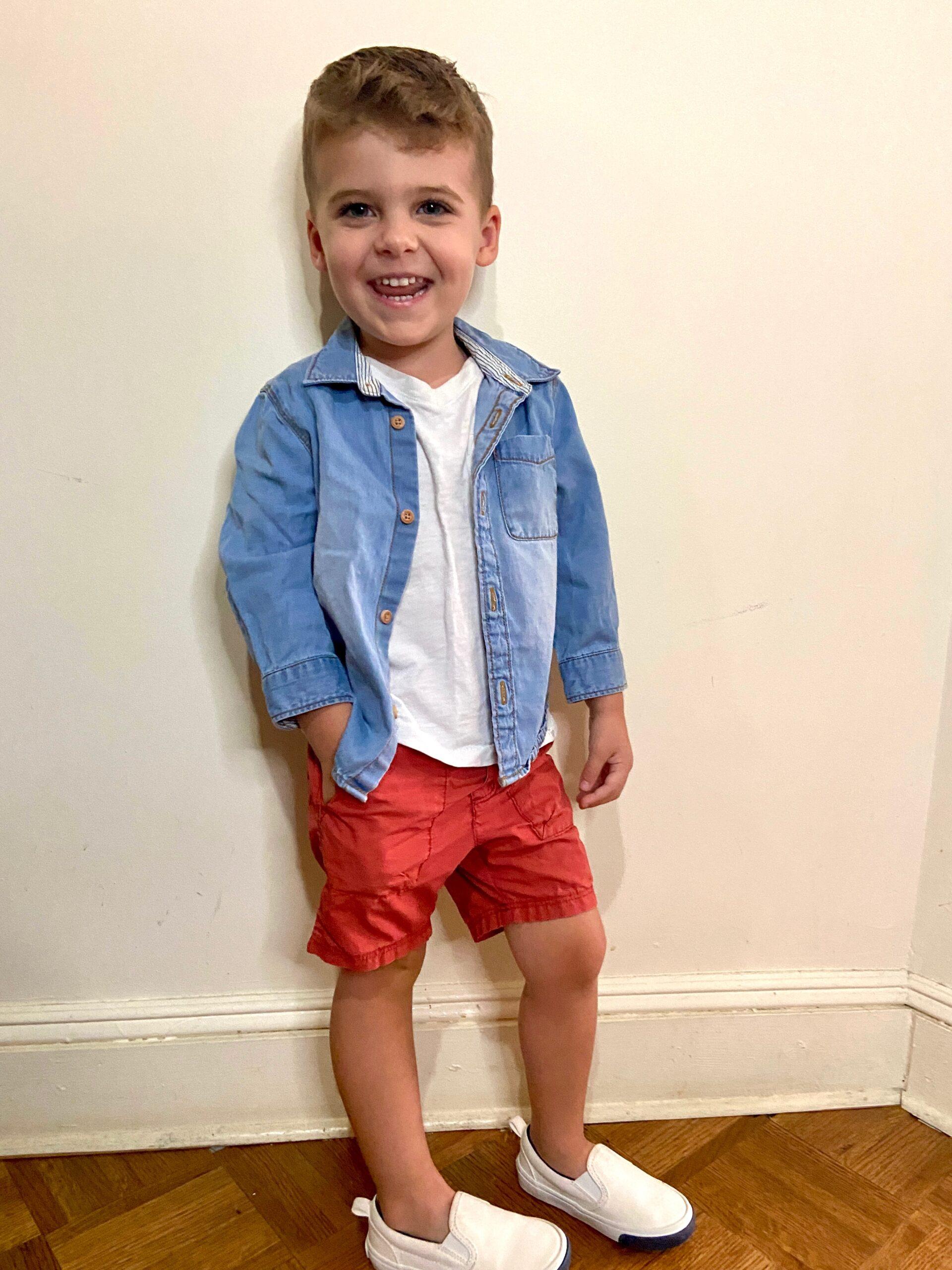 skyler hesington 3 years old