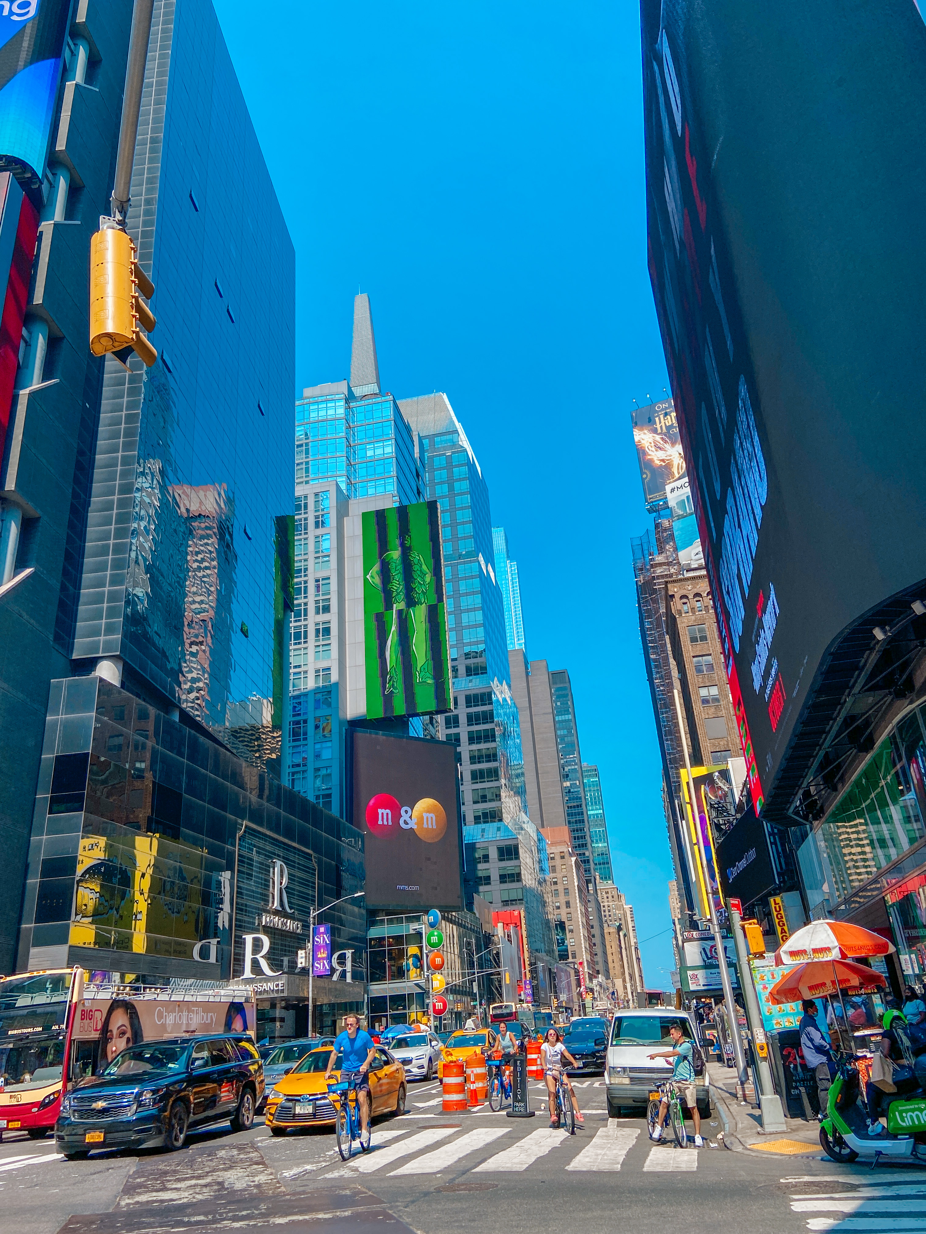 times square nyc summer 2021